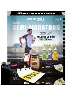 Pack mezza maratona