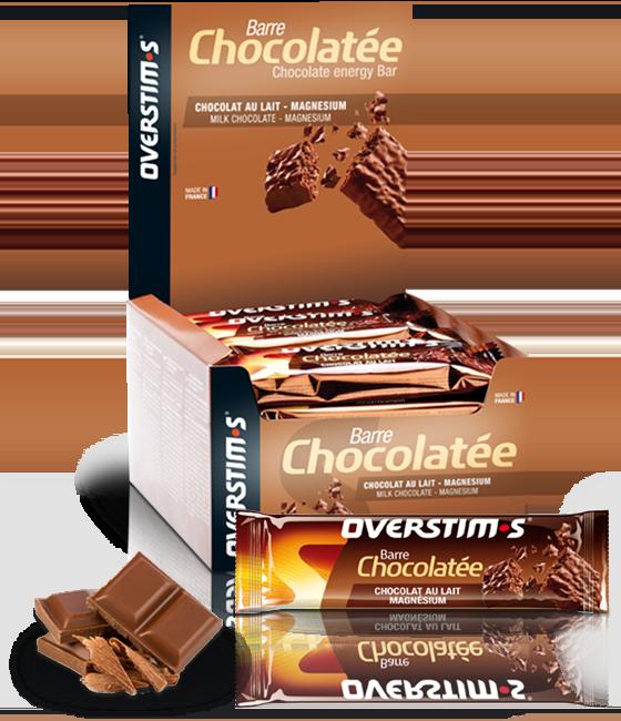 Barretta cioccolato - magnesio