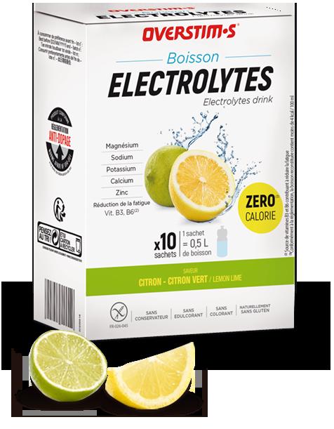 Bevanda elettrolitica zero calorie
